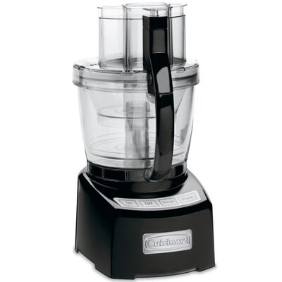 Elite 14-Cup Food Processor in Black
