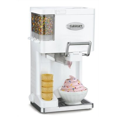 Cuisinart 1.5-qt. Mix It In Soft Serve Ice Cream Maker
