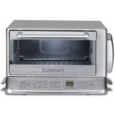 Cuisinart Convection Toaster Oven in Brushed Chrome