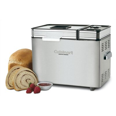 Cuisinart Convection Bread Maker in Brushed Stainless