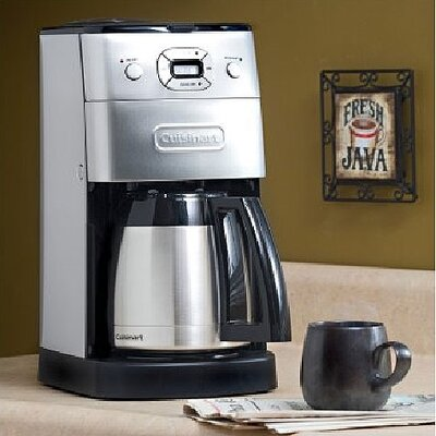 Cuisinart Grind & Brew 10-Cup Thermal Automatic Coffee Maker