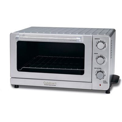 CounterPro Convection Toaster Oven in Brushed Stainless