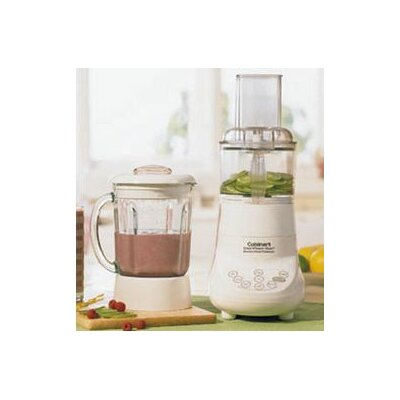 Cuisinart SmartPower Duet Blender & Food Processor