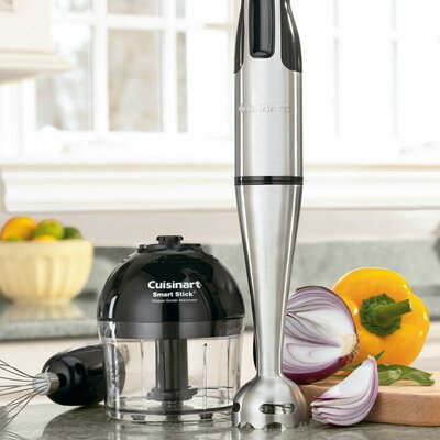 Cuisinart Smart Stick Cordless Rechargeable Hand Blender