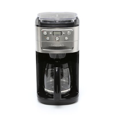 Cuisinart Coffee Maker Grind And Brew Parts : Cuisinart Grind & Brew 12-Cup Fully Automatic Coffee Maker & Reviews Wayfair