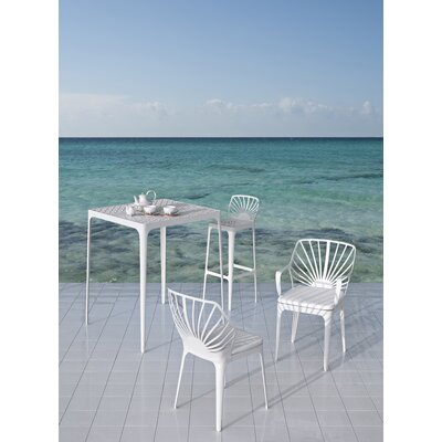 Driade Sunrise Side Chair with Cushion