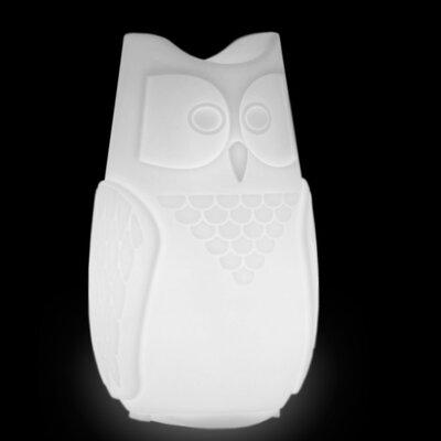 "Slide Design Bubo 17.3"" H Table Lamp"