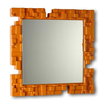 Pixel Wall Mirror