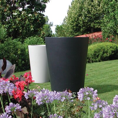 Slide Design X-Pot Round Planter