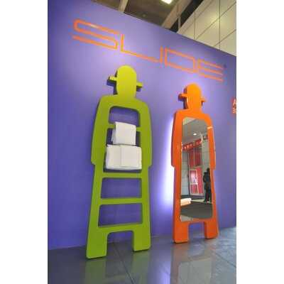 Slide Design Mr. Giò Lighted Ladder/Statue