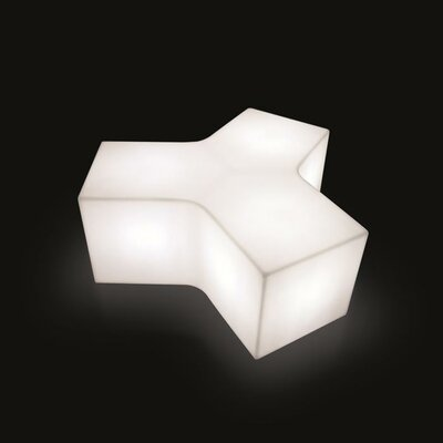 Slide Design Ypsilon Polyethylene Bedroom Bench