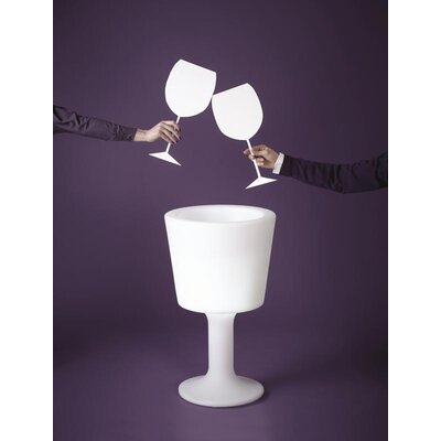 Slide Design Light Drink Bar Stool