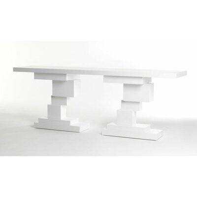 Opinion Ciatti Graal Mono Double Console Table