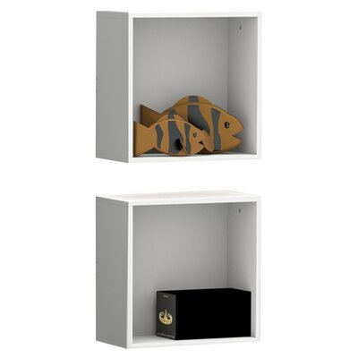 Nexera BLVD Decorative Wall Cubes