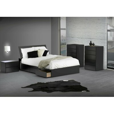Nexera Avenue Reversible Bedroom Collection