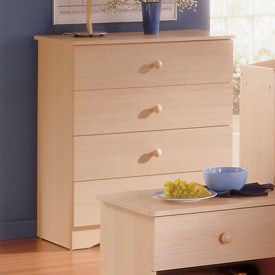 Nexera Alegria 4-Drawer Chest