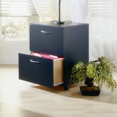 Nexera Two-Drawer Mobile File