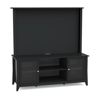 Nexera Tuxedo Entertainment Center