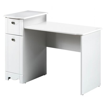 "Nexera Dixie 44.75"" W Writing Desk"