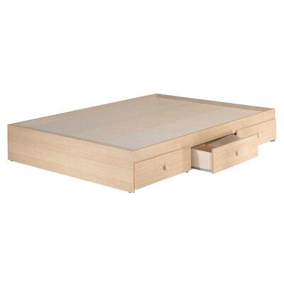 Nexera Alegria Full Storage Platform Bed Reviews Wayfair