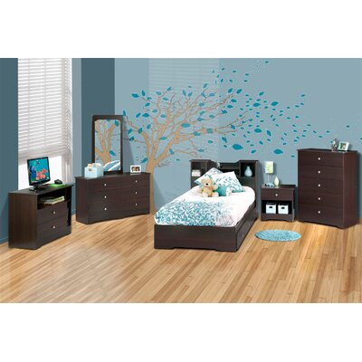 Nexera Pocono Panel Bedroom Collection