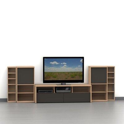 "Nexera Infini-T 37.88"" Bookcase"