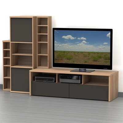 Nexera CD/DVD Multimedia Storage Rack