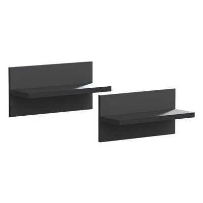 Nexera Sereni-T Wall Shelf (Set of 2)