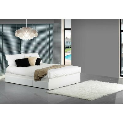 Nexera BLVD Reversible Storage Bed