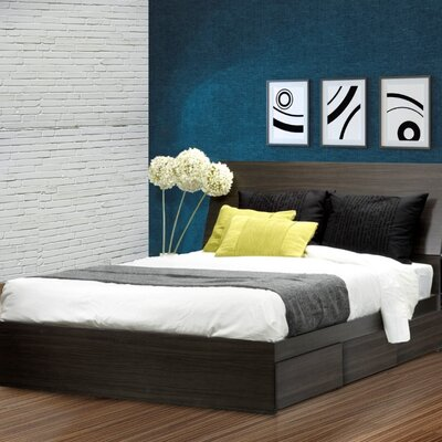 Nexera Atom Reversible Bedroom Collection
