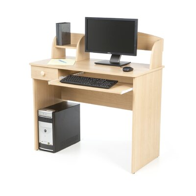Nexera Alegria Student Computer Desk in Natural Maple & Reviews