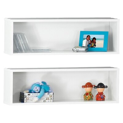 Nexera BLVD Wall Storage Unit