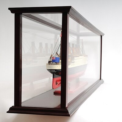 Old Modern Handicrafts Display Case