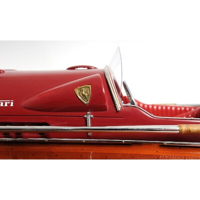 Old Modern Handicrafts Ferrari Hydrolane Ready for RC Motor