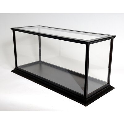 Old Modern Handicrafts Speed Boat Display Case