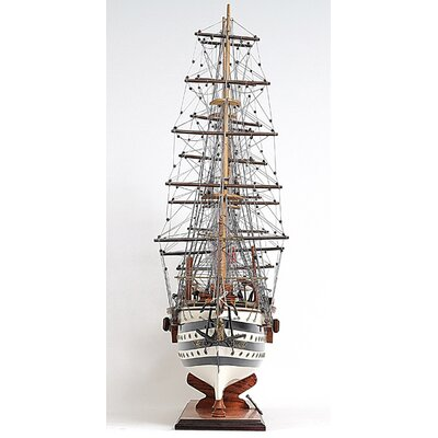 Old Modern Handicrafts Amerigo Vespucci Painted