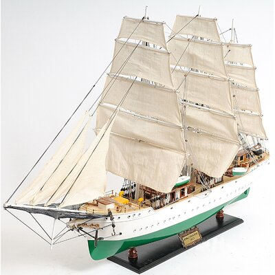 Old Modern Handicrafts Danmark Model Ship