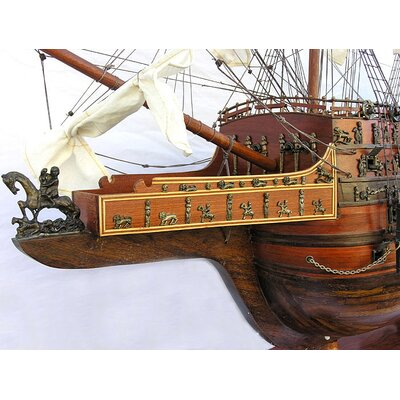 Old Modern Handicrafts Sovereign Of The Seas Xl Limited Edition Ship