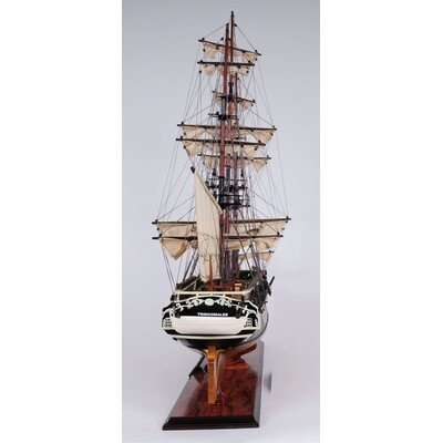 Old Modern Handicrafts Hms Trincomalee Copper Bottom Ship