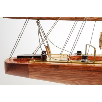 Old Modern Handicrafts Small Endeavour Yacht