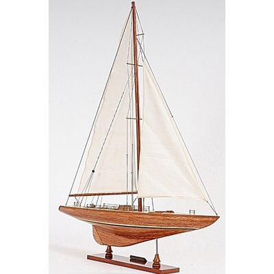 Old Modern Handicrafts Columbia Yacht
