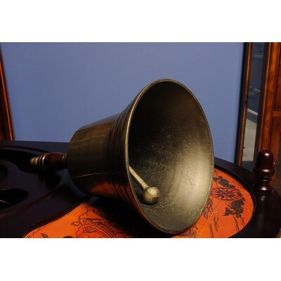 "Old Modern Handicrafts 6"" Hand Bell"
