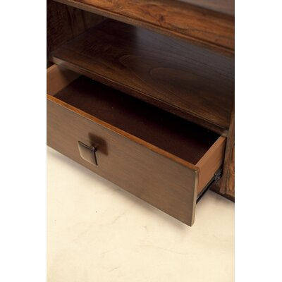 Origins by Alpine Jimbaran Bay 1 Drawer Nightstand