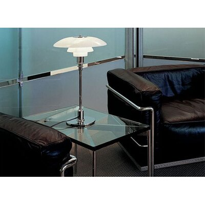 "Louis Poulsen PH 3/2 Glass 18.6"" H Table Lamp"