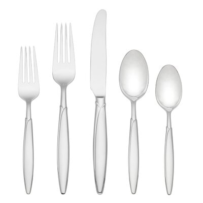 Kathy Ireland by Gorham Glory 45 Piece Flatware Set