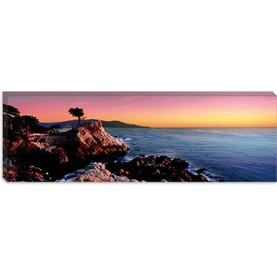 iCanvasArt 17-Mile Drive, Carmel, Monterey County, California Canvas Wall Art