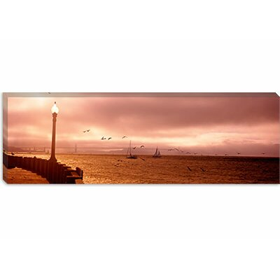 Trademark art michael tompsett san francisco california canvas art