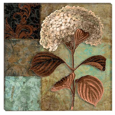 """Baroque II"" Canvas Wall Art from Color Bakery"