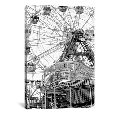 iCanvasArt 'Coney4' by Chris Bliss Photographic Print on Canvas