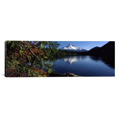 iCanvasArt Panoramic Mt HooD,  Mt. Hood National Forest, Oregon Photographic Print on Canvas